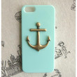 Steampunk Anchor hard case For Apple iPhone 5 case cover