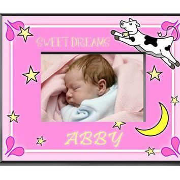 Personalized  Children's Frames - Cowgirl