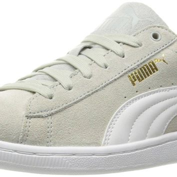 puma women s vikky sfoam fashion sneaker  number 1