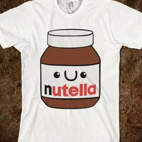 CUTE NUTELLA