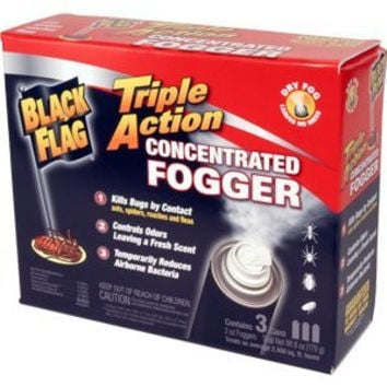 Black Flag Concentrated Mess-Free Fogger