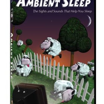 Ambient Sleep DVD: World's First DVD Sleep Aid