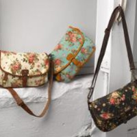 Flora Hipster Satchel available at Delight.com