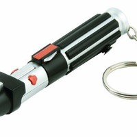 Star Wars Darth Vader Lightsaber Key Ring Torch