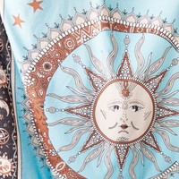Sun in the Moon Tapestry