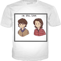 """I'm Still Sam"" Supernatural T-Shirt"