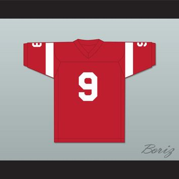Roy Chutney 9 Renegades Football Jersey The Slaughter Rule