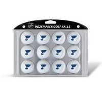 St. Louis Blues NHL Dozen Ball Pack