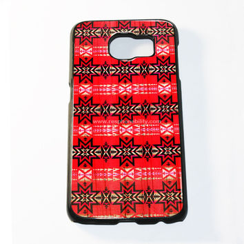 Pendleton Cotton Spa Towels Samsung Galaxy S6 and S6 Edge Case