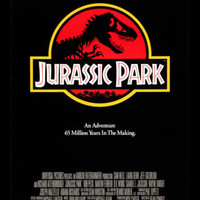 JURASSIC PARK MOVIE FILM Large Wall Art Poster PRINT A1,A2,A3,A4 JP01 FREE POST