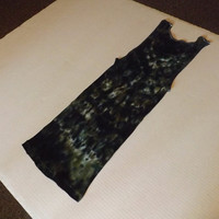 Camouflage Tie Dye Ribbed Tank Top - Any Size (Adults & Kids) and Color Combibation Available