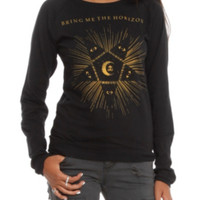 Bring Me The Horizon Star Girls Pullover Top 3XL