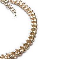 BASIC THICK LINK CHAIN - Jewellery - Accessories - Woman | ZARA Canada