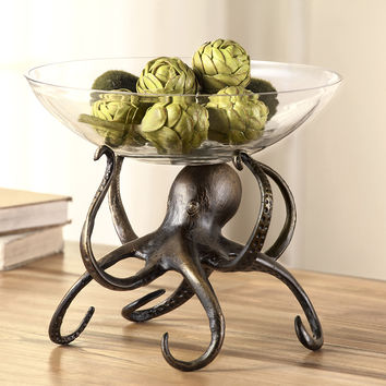 SPI Home Octopus Fruit Bowl / Basket