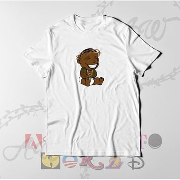 DaBaby Baby Jesus Cartoon LP Tee Adult Unisex Tee T Shirt