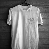 La Dispute Flower Tshirt