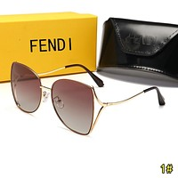 FENDI Stylish Women Men Simple Sun Shades Eyeglasses Glasses Sunglasses