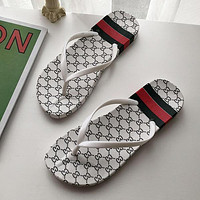 GUCCI Women Fashion Sandals Slipper Flats Shoes