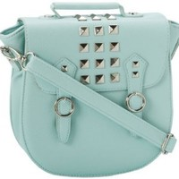 Steve Madden Bregan Cross Body,Mint,One Size