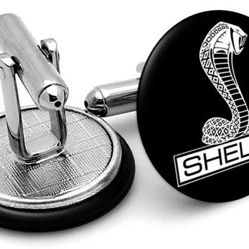 Ford Mustang Shelby Cufflinks