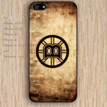 iPhone 6 case dream bruins cartoon iphone case,ipod case,samsung galaxy case available plastic rubber case waterproof B159