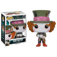 Alice in Wonderland Mad Hatter Pop! Vinyl Figure - Funko - Alice in Wonderland - Pop! Vinyl Figures at Entertainment Earth