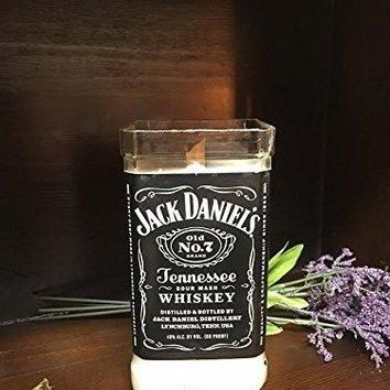 JACK DANIELS Whiskey Soy Candle I Scented