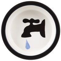Melia Pet Tap Ceramic Dog Bowl