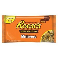Reese's Miniature Peanut Butter Cups 12 oz : Target