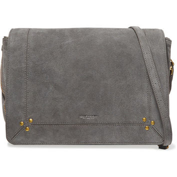 Jérôme Dreyfuss - Igor suede shoulder bag