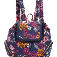 Multi Bold Botanic Canvas Backpack by Juicy Couture, O/S