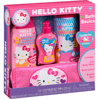 Walmart: Hello Kitty Bath Basics, 4 pc