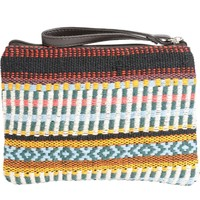 Barganza Auberry Woven Pouch