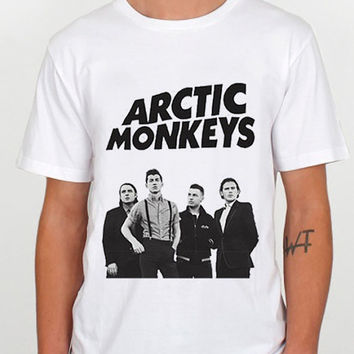 arctic monkeys design clothing for T Shirt Mens and T Shirt Girls