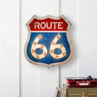 Route 66 Marquee Light