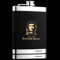 Che Guevara Liquor Hip Flask