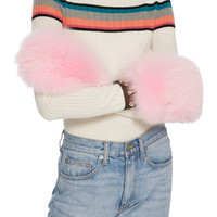 Bear Fur Gloves | Moda Operandi