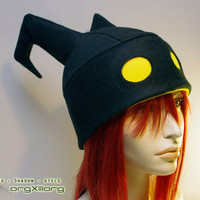 Kingdom Hearts Heartless Hat - original Shadow - cosplay hats by orgXIIIorg