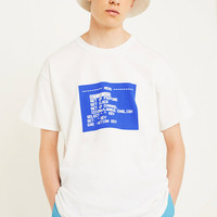 UO Menu T-Shirt | Urban Outfitters