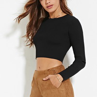 Faux Suede Buckled Shorts - Shop All - 2000181790 - Forever 21 EU English