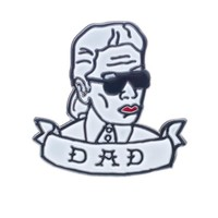 Karl Is Dad Pin