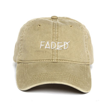 Faded Strapback - KNYEW