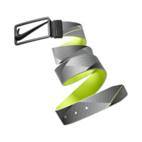 Nike Swoosh Cutout Reversible Men's Golf Belt