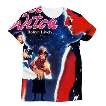 Royal-Infinity: Teenage Witch movie Sublimation T-Shirt