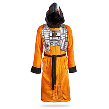 X-Wing Fleece Robe