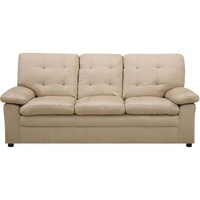 Buchannan Microfiber Sofa, Multiple Colors - Walmart.com