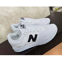 New Balance New fashion N letter couple mesh shoes 5#