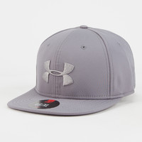 Under Armour Elevated Mens Hat Charcoal