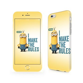 Minions I Make The Rules iPhone 6/6 Plus Skin