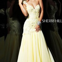 Sherri Hill 1569 Dress - MissesDressy.com